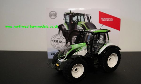 WIKING 1:32 SCALE VALTRA T234 WORLD RECORD FASTEST TRACTOR LIMITED EDITION