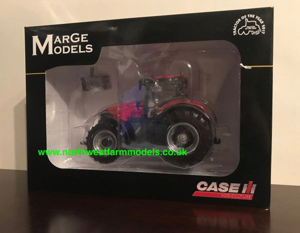 """MARGE MODELS 1:32 SCALE CASE IH OPTUM 300CVX """"TRACTOR OF THE YEAR"""" EDITION 2017"""