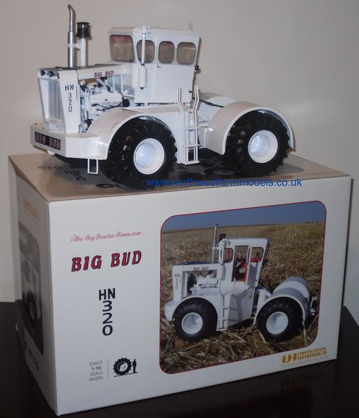 UH2714EU 1/16 Universal Hobbies BIG BUD HN320 Model Tractor