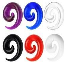 Spiral Acrylic Taper 10g