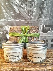 Mix and Match Deals (2) 4 oz Dream Body Butter Jewels and (1) Royal Earth Gold Soap Bar