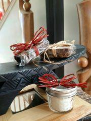 Mix & Match Deals (1) 8 oz Dream Body Butter Jewel (2) Royal Earth Gold Soap Bars