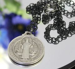 St. Benedict Medal, Necklace