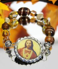 Jesus Stretch Bracelet