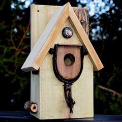 Adirondack Birdhouse Western -1