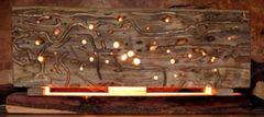 Worm wood sculpture-1