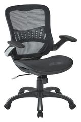 CH69906 MESH SEAT AND BACK MANAGER'S CHAIR