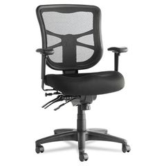 Alera Elusion EL42ME10B Multi Function Mesh Chair