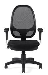OTG11641B Mesh Back Managers Chair