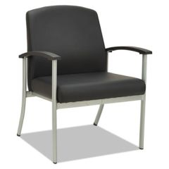 Metalounge Series Guest Chair, Black