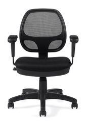 OTG11647B Mesh Back Managers Chair