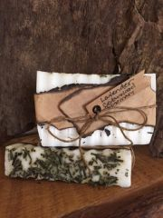Soap Lavender, Cedarwood, and Rosemary