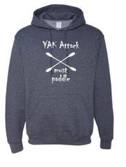 """""""Yak Attack"""" Hoodie"""