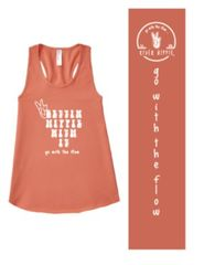 """Gettin Hippie With It"" Tank"