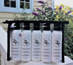 Baby G's 5 Pack Goats Milk Lotion