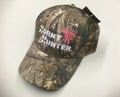 Realtree Camo Mesh Trucker Hat.