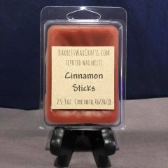 Cinnamon Sticks scented wax melt.