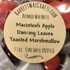Blended Melts: Macintosh Apple + Dancing Leaves + Toasted Marshmallow