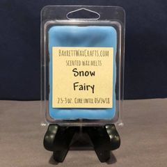 Snow Fairy scented wax melt.