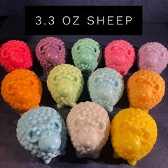 Sheep Melt - Pink Sugar, Cotton Candy, Coconut Creamsicle