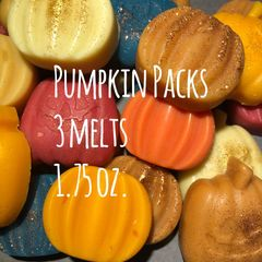 Pumpkin Pack - Pumpkin Marshmallow