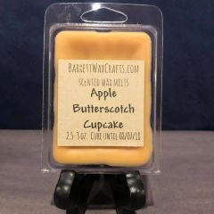 Apple Butterscotch Cupcake scented wax melt.