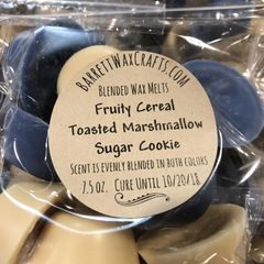 Blended Melts: Fruity Cereal + Toasted Marshmallow + Sugar Cookie