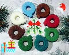 Holiday Wreath Sampler - Limited quantities