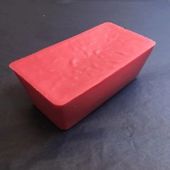 "The Brick - ""Strawberry Rhubarb"" 15-16 oz scented wax loaf"