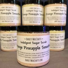 Indulgent Sugar Scrub - Orange Pineapple Smoothie