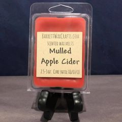 Mulled Apple Cider scented wax melt.