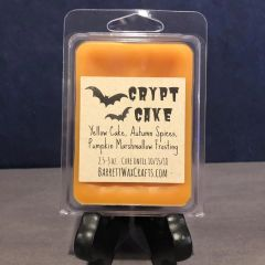 Crypt Cake scented wax melt. 2018 Halloween Restock Exclusive