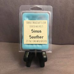 Sinus Soother scented wax melt