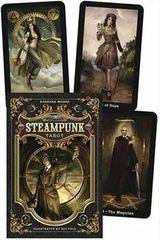 Steampunk Tarot Deck and Book