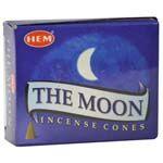 Moon Cone Incense