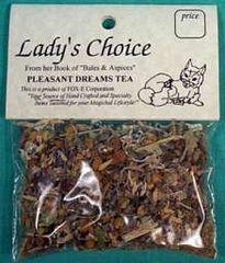 Pleasant Dreams Herbal Tea (5 + Cups)