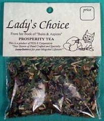 Prosperity Tea (5 + Cups)