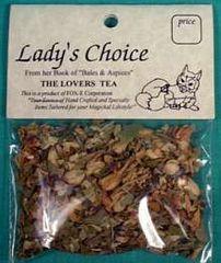 Lovers Herbal Tea (5 + cups)