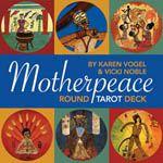 Motherpeace Round Tarot Deck