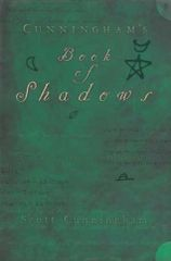 Cunningham's Book of Shadows (Hard Cover) By Scott Cunningham