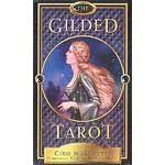 Gilded Tarot Deck and Book Set