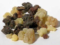 Frankincense and Myrrh Resin Incense 1 oz