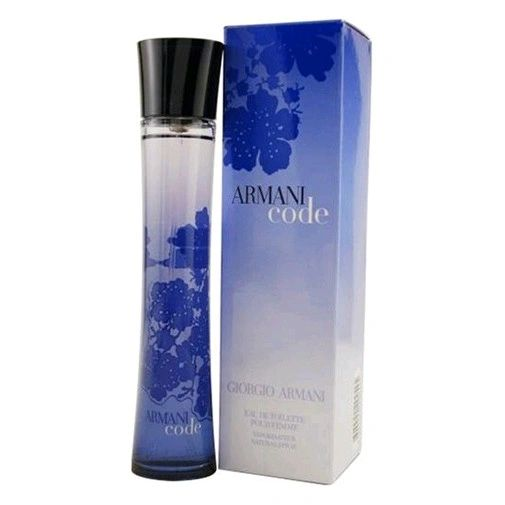 armani code perfume 2.5 oz