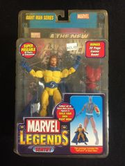 Marvel Legends SENTRY Giant Man Series 2006 With Comic