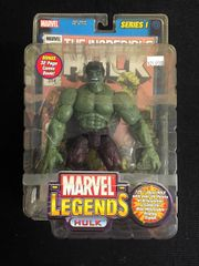 Marvel Legends HULK Series 1 2002 With Comic
