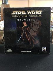 Star Wars Anakin Skywalker Clone Wars Marquette