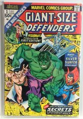 Giant Size Defenders #1 1974 Comic (VG+)