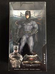 Batman vs. Superman 2015 Dawn of Justice Batman Figurine (Black Label)