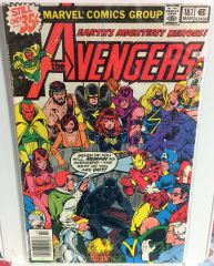 The Avengers: Earth's Mightiest Heroes #181 1979 comic (FN/VF)
