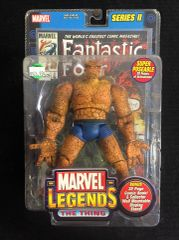 Marvel Legends THE THING Series 2 2002 With Comic